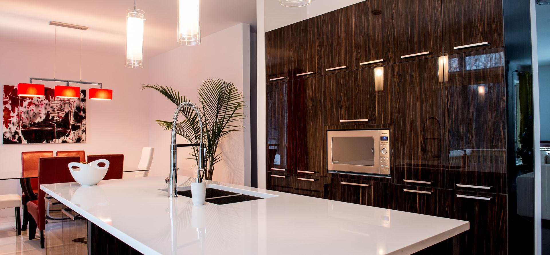 cuisine moderne coaticook avec des id es