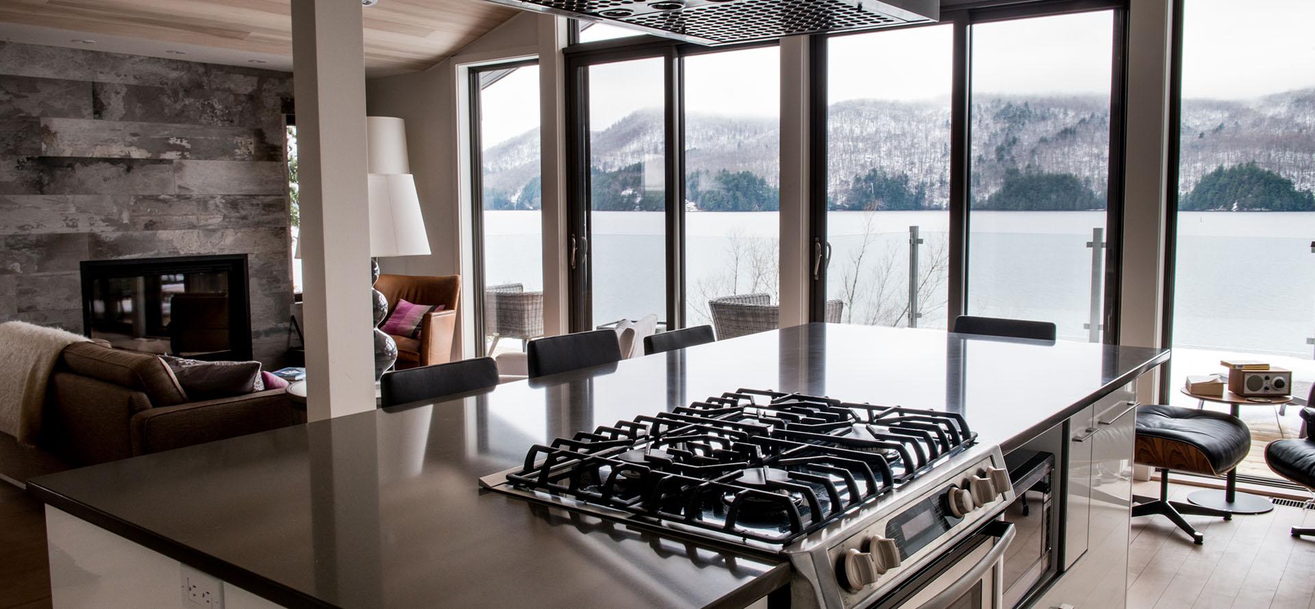 Cuisine Moderne Sherbrooke (Roubaix 21)  Design