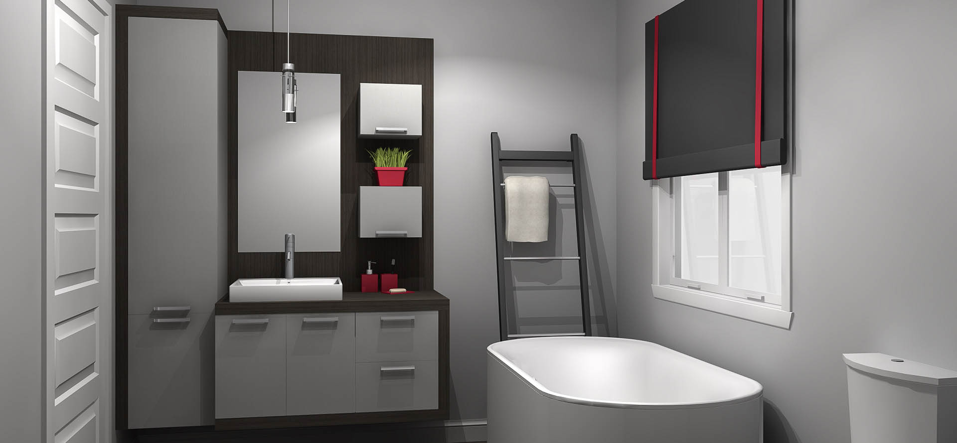 plan de cuisine en 3d. Black Bedroom Furniture Sets. Home Design Ideas